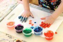 Fingers Paint