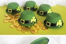 St. Patrick's Day / Candy recipes, crafts and decorations for a sweet St. Patrick's Day celebration.