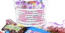 Valentine's Day / Candy recipes, crafts and decorations for Valentine's Day