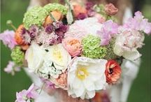 wedding flowers and cake ideas