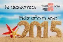 Feliz inicio de año / te desea Hotelaca.com