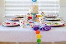 Evelyn's 1st Birthday / Turning one
