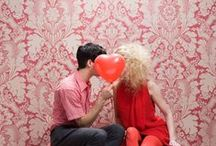 Valentine's Day <3 / Les filles, voici quelques tenues idéales pour surprendre votre cher et tendre lors de la Saint Valentin !