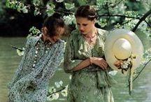 La tendance 70's / Quarante ans plus tard, la tendance seventies est plus que jamais d'actualités ! zonedachat.com vous fait part de ses inspirations mode et vous présente ses pièces retro !