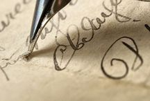 Dip Pens / Pointed Pen Calligraphy