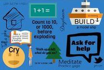 Tips, Tricks & Tools / Op dit bord verzamelen we tips, tricks en tools die je in kunt zetten bij bijvoorbeeld begeleiding van (hoog)gevoelige kinderen.