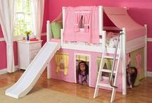Girl-Bed