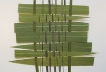 WEAVING - Natural objects