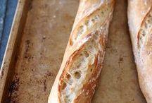 pain et  pates a tartes