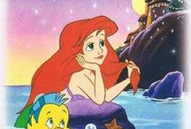 THEME / DISNEY / Little Mermaid