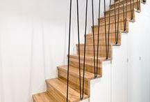 Escalier idées garde corps