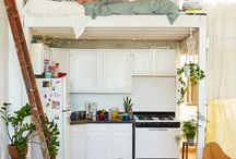 Mini espace / mezzanine