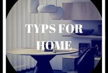 TIPS FOR HOME / TIPS FOR HOME