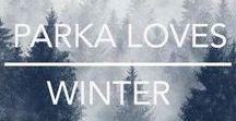 PARKA LOVES WINTER