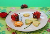 Funny Snacks for Kids / Funny snacks ideas for kids, creative snacks, easy snack recipes. #snackforkids, #snackideas, #snackrecipes, #funnysnacks / by Gosia | Kiddie Foodies