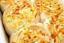Recipes - Bread / Dough / Pastry