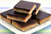 Recipes - Sweets / Lollies / Slices