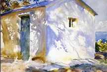 John Singer Sargent / by Sheldon Saint