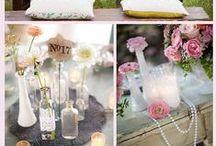 Wedding - Decoration / My wedding