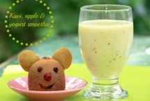 Smoothies / by Gosia | Kiddie Foodies