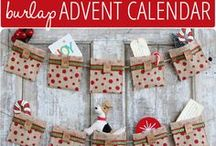 Advent calendars for kids / by Gosia | Kiddie Foodies
