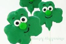 St Patrick's Day Ideas for kids / Ideas for St Patrick's Day: crafts for kids, DIY, recipes, activities for kids #stpatrick, #stpatrickcrafts, #stpatrickideas / by Gosia | Kiddie Foodies