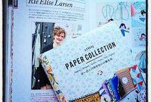 Rie Elise Larsen Styling / Using Rie Elise Larsen at home!