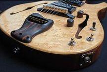 Mørch Guitars and Basses / Guitars