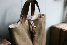 Bags and clothes