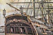 Tall Ships / Ships
