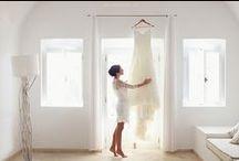 Boudoir / Wedding Bride's morning