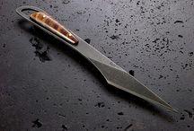 Knife / Handcrafted Knife