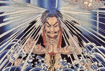 歌川国芳〜Kuniyoshi Utagawa