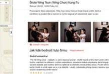 Škola Wing Tsun Kung Fu Praha / http://wtkungfu.cz - Prostory naší školy WingTsun, které učí autentické hongkongské Wing Chun podle Hong Kong Wing Tsun Association...