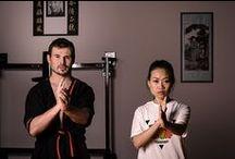 Wing Tsun Kung Fu Photoshoot / Fotky ze profesionálního focení při otevření školy v Listopadu 2014