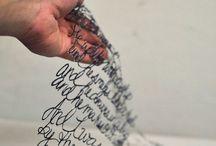 TYPO / Typographie