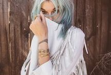 Fashion Trend: Fringes / Raise your hand if you love fringes and you want to know how to style them <3