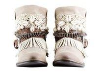 Boots boho
