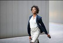 business woman / moda dla kobiet interesu