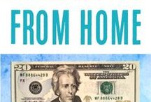 How to Earn Money Online / Easy and practical tips to help you Earn Money Online!