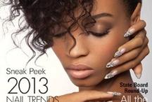 2012 Nailpro Covers / Nail Art Magazine, Nailpro Covers, 2012 Magazine Covers