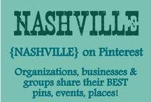✥ {NASHVILLE} on Pinterest ✥ / Our own {NASHVILLE} Directory! Invitation Only for {NASHVILLE} organizations, businesses & groups to share their BEST pins, events, places! {Happy to add contributors - Comment to be added. Pin **ABOUT NASHVILLE** only. No product advertising WHATSOEVER please; no prices/tags, tacky pins/language. Limit pins to 10 per visit; no daily limit} Thanks, y'all! @LeeNorris @ThisIsOurSouth / by This Is Our South