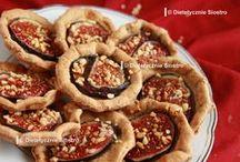 Kruche ciasteczka bez tłuszczu i cukru / Shortbread cookies with no fat and sugar / http://dietetyczniesiostro.blogspot.com/2013/09/weekendowe-ciacha-tym-razem-do-zjedzenia.html