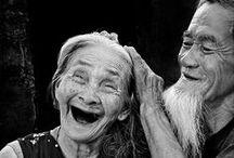 O Velho = Sábio = Respeito