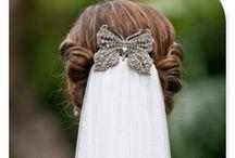 Dream Wedding / White, white, white!