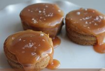 Salt... And Caramel / Everything covered in salted caramel