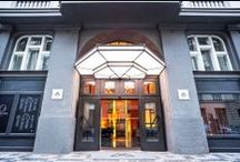 Arriving at The Emblem / What to expect when you arrive at The Emblem Hotel in Prague.
