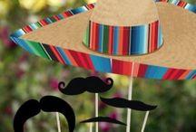 Mexican Fiesta / Mexican Party Board