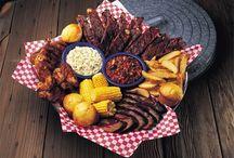 Bar-be-cue / Smokey, BBQ-ey goodness!