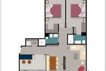 3D Concept Design / Fast & easy way to get the best home interior design floor plan and 3D renders!  Go on www.planyourplace.com and discover our proposals.